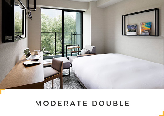 MODERATE DOUBLE